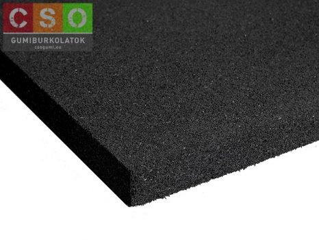 POLO gumilap (50mm vastag) fekete