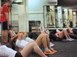 Fitness gumilapok